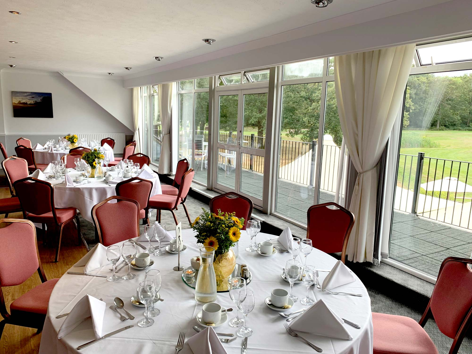 Picture of The Drift Golf Club Wedding Venue in Surrey